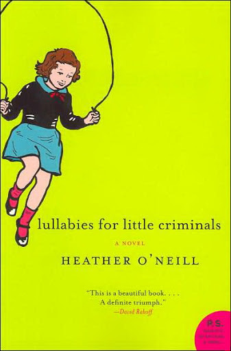 lullabies for little criminals baby and jules relationship